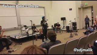 sdjmalik-Folsom Lake College Snare Solo