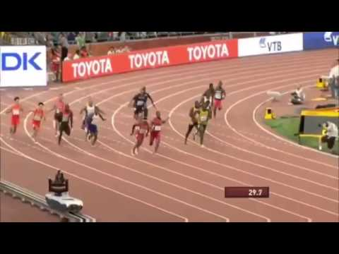 Jamaica wins gold 4 X 100 meter relay Beijing 2015