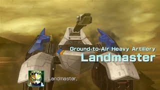 Star Fox Zero - Titania: A Fox in the Desert