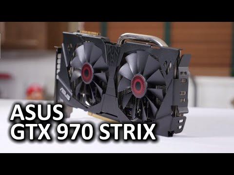 ASUS Strix GeForce GTX 970 Video Card