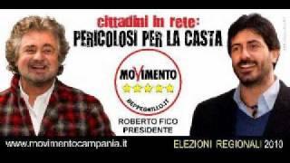 Roberto Fico intervista La Zanzara Radio 24 parte 2/2