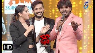 Intro | Dhee Champions | 13th November 2019 | ETV Telugu