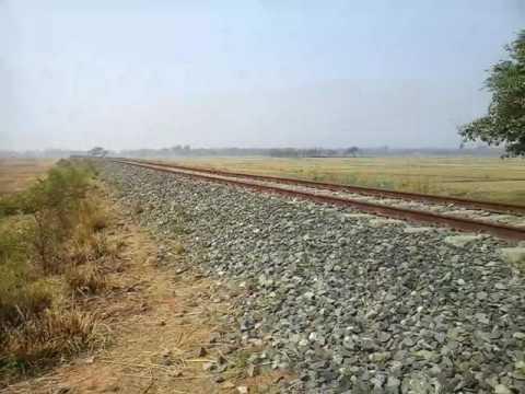 BANKURA TO RAINAGAR  train