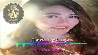 Via Vallen - Dengarlah Bintang Hatiku (Video Lirik) Editing Avee Player + Kine Master 1 Min