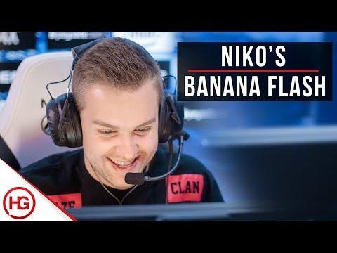 NiKo's Banana Flash on Inferno (CS:GO Quick Tips #19)