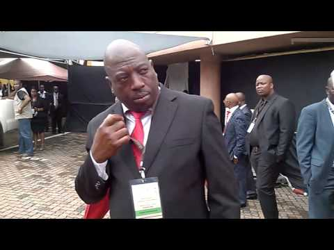 SOPA Mpumalanga: EFF MPLs leaving the Mpumalanga Provincial Legislature