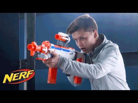 NERF - 'Modulus Regulator Blaster' Official TV Commercial