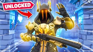 Entsperren des GOLDENEN Eiskönigs in Fortnite