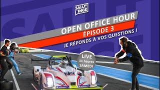 Open Office Hour avec Salut l'ingé - EPISODE 3