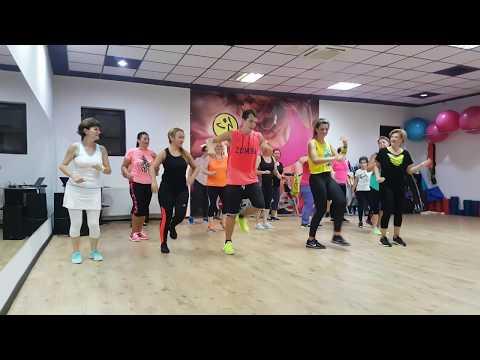 Zumba Fitness – Un trandafir creste la firida mea