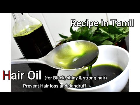 Hair Oil for