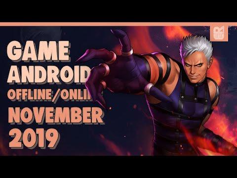 7 Game Android Offline / Online Terbaik November 2019