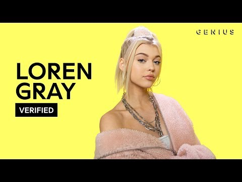 Loren Gray Kick You Out   & Meaning  Verified