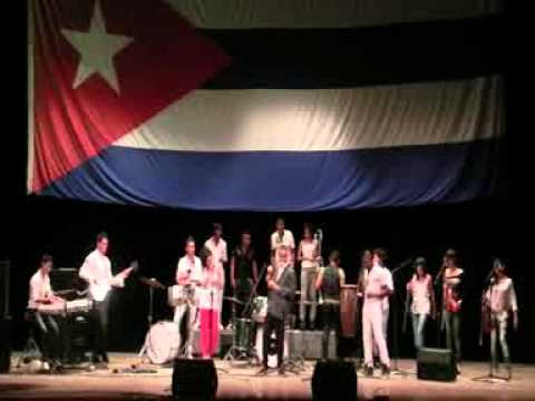 Concierto  Orquesta Nueva Combinacion Las Tunas Cuba