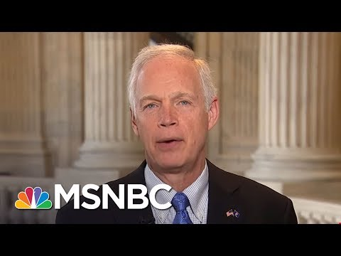 GOP Senator Shares His Concerns Over Health Bill | Morning Joe | MSNBC