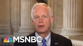 GOP Senator Shares His Concerns Over Health Bill | Morning Joe | MSNBC