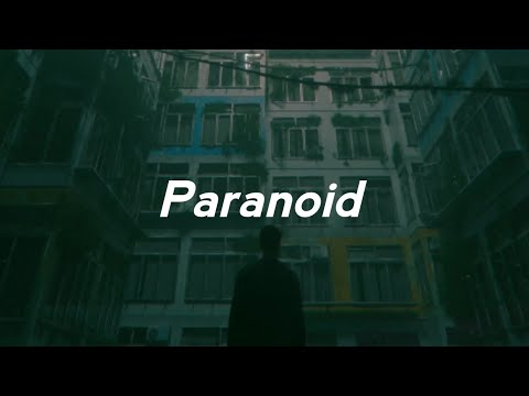Post Malone - Paranoid (Lyrics)