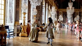 Royal Serenade in the Hall of Mirrors, Versailles