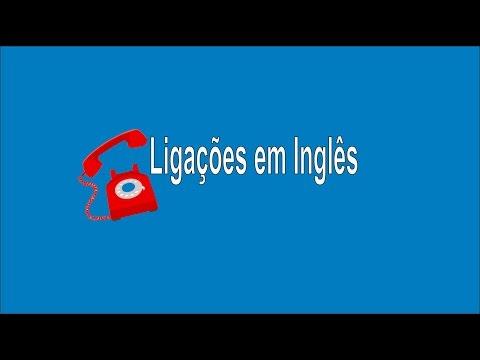 Telephone Calls - Ligações Telefônicas em Inglês
