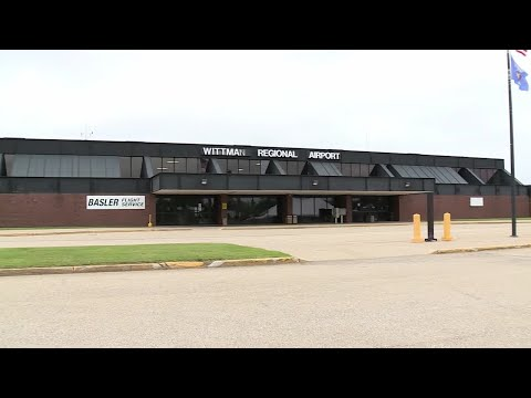Groundbreaking for new General Aviation Terminal building at Wittman Regional Airport