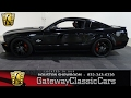2009 Ford Mustang Shelby GT500KR Gateway Classic Cars #607 Houston Showroom