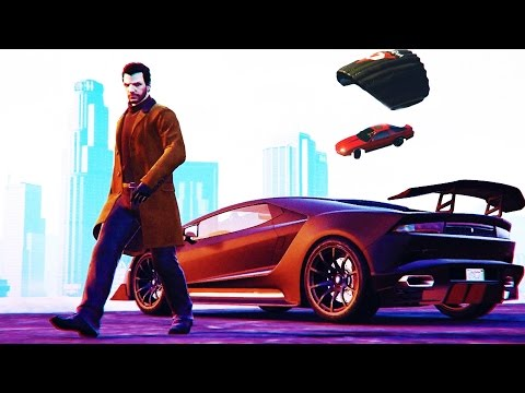 GTA 5 IMPORT/EXPORT SUPERCAR HEISTS - $$$ STEALING CARS MAKING MONEY - (GTA 5 Import/Export DLC)