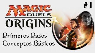Magic Duels: Origins Gameplay Español #1 Primeros Pasos (Conceptos Básicos)