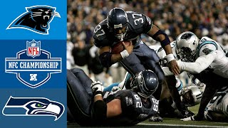 Panthers vs Seahawks 2005 NFC Championship