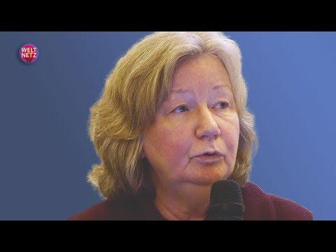 Karin Leukefeld - Die Menschen in Syrien wollen den Krieg nicht mehr