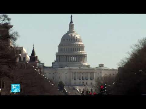 الشرطة الأمريكية تحذر من -خطة محتملة لميليشيا- من أنصار نظريات المؤامرة لاقتحام الكونغرس  - نشر قبل 2 ساعة