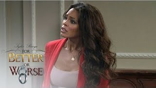 Leslie Is Held Captive | Tyler Perry's For Better or Worse | Oprah Winfrey Network