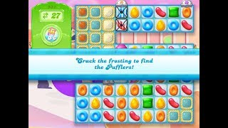 Candy Crush Jelly Saga Level 932 (3 star, No boosters)