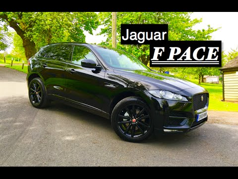 2017 jaguar f pace r sport 180 review inside lane youtube. Black Bedroom Furniture Sets. Home Design Ideas