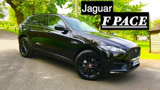 2017 Jaguar F Pace R Sport 180 Review - Inside Lane