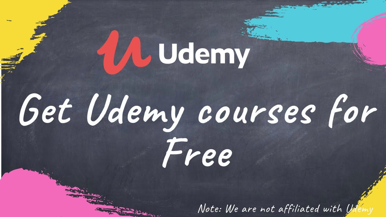 How to get Udemy courses for free via public library
