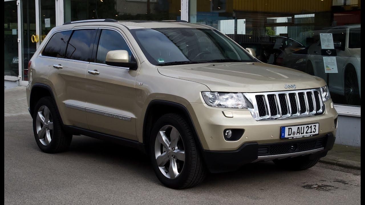 Jeep Grand Cherokee - Перший Тест - YouTube