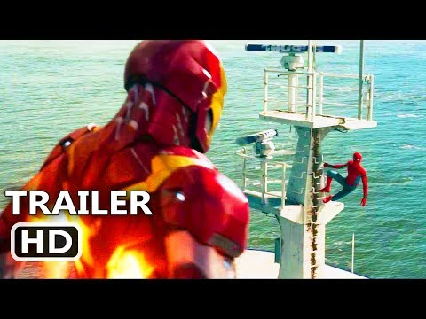 Thumbnail: SPІDЕR-MАN HOMECOMІNG New International Trailer (2017) Marvel Movie HD