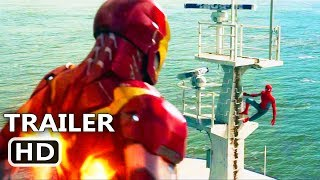 SPІDЕR-MАN HOMECOMІNG New International Trailer (2017) Marvel Movie HD thumbnail