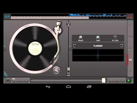 Симулятор диджея(DJStudio 5)