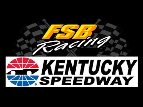 FSB Online Racing @ Kentucky Speedway 2-13-15