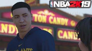 NBA 2k19 MyCareer Trailer - The Way Back!