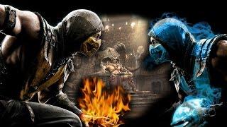 В преддверии выхода Mortal Kombat X рассказываем кто такие Рэйден ШаоКан Скорпион СабЗиро и зачем они столетия