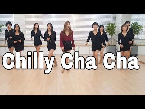 Chilly Cha Cha- Line Dance (Beginner)  LaVon W. Duke
