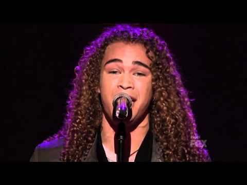 DeAndre Brackensick: Sometimes I Cry - Top 9 - AMERICAN IDOL SEASON 11