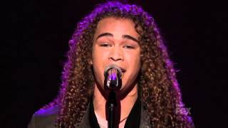 """Deandre brackensick performs """"sometimes i cry"""" by eric benet at the top 9 performance show. check out full performances with judges' commentary only http:..."""