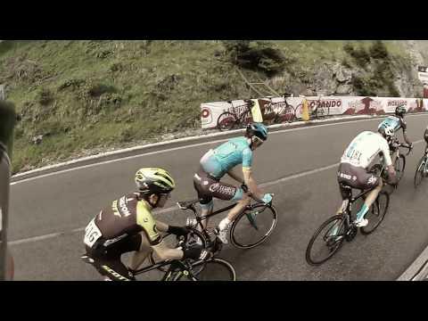Giro d'Italia 2018 Sappada stage 15