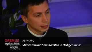 """""""Seine Liebe war so stark, dass ich Priester werden musste."""" - Evgeny aus Weißrussland"""