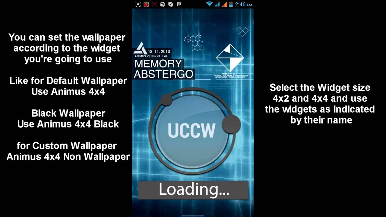 Animus Theme for Android