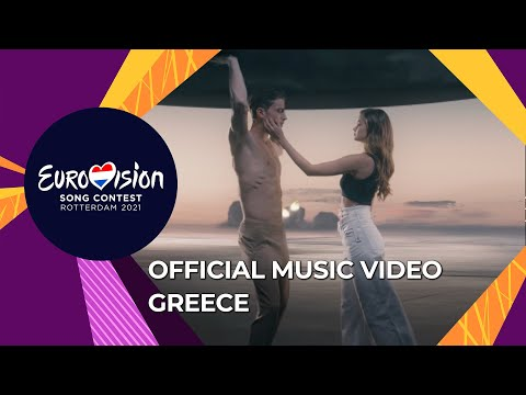 Stefania - Last Dance - Greece 🇬🇷 - Official Music Video - Eurovision 2021