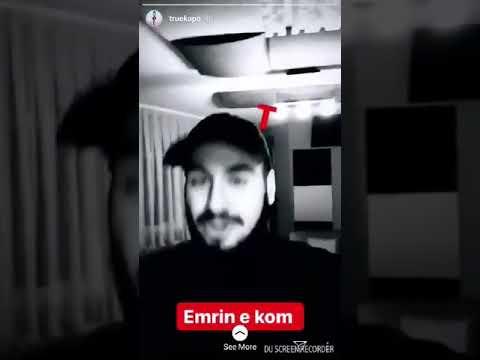 Capital T - Emrin e kom Trim (Official Video)